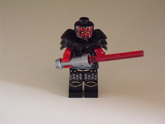 Swtor- Sith Warrior (Legonardo Da Bricki) Tags: old star republic lego da warrior wars sith bricki swtor legonardo