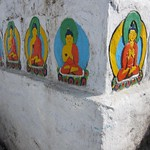 "Wall at Tashiding Monastery <a style=""margin-left:10px; font-size:0.8em;"" href=""http://www.flickr.com/photos/14315427@N00/6829502009/"" target=""_blank"">@flickr</a>"