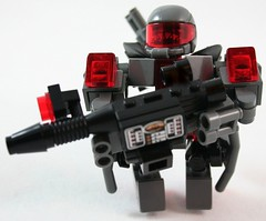 NOMS (New Operations Mech Suit) (Monkeyboy~) Tags: toy toys technology lego plastic suit lasers legos future sword laser om futuristic picnik mech noms nom lasersword omnom omnomnom mechsuit
