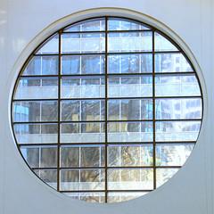 Round Window (DavidJNoel) Tags: windows montreal guesswhereinmontreal gwim