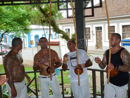 Capoeira, Morretes, Brésil
