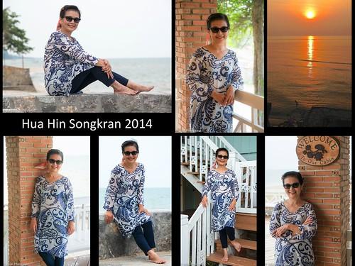 Nun Hua Hin Songkran