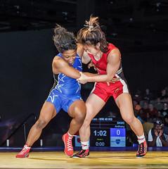 2014 U.S. Senior Open - Semi-Finals (jrsachs) Tags: freestyle wrestling freestylewrestling grecoroman womensfreestyle usawrestling techfallcom johnsachsphotographer