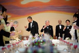 奥巴马称钓鱼岛适用日美安保条约