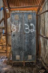 RHM_1720-1402.jpg (RHMImages) Tags: california statepark foothills landscape us nikon rust mine doors unitedstates decay historic locker rusted rusting grassvalley d810 empireminestatehistorypark