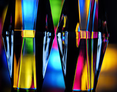 Crystal Abstract (WilliamND4) Tags: light abstract color glass nikon colorful crystal d750 tokina100mmf28atxprod tokina100mmf28lens nikond750