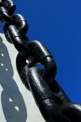 Big chain (TwinCitiesSeen) Tags: minnesota chain duluth tamron2875mm canont3i twincitiesseen