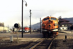 Last run of the California Zephyr under the Denver & Rio Grande Western and the Western Pacific Railroads. Salt Lake City, Utah, March 21, 1970. [922x623] #HistoryPorn #history #retro http://ift.tt/1WE5XQN (Histolines) Tags: california city lake history rio last march grande utah pacific 21 under salt run denver retro zephyr western timeline 1970 railroads vinatage historyporn histolines 922x623 httpifttt1we5xqn