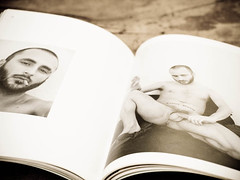 Kink #11 (himiguelandres) Tags: man beard performance performingarts performer miguelandres contemporaryartartconteporaryartmiguelandresperformanceperformer