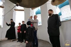 63. Paschal Prayer Service in Svyatogorsk / Пасхальный молебен в соборном храме г. Святогорска