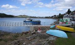 Kippford (Mike Serigrapher) Tags: water rough scare firth galloway kippford urr