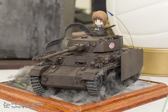 GuP_mc-373 () Tags: model figure volks  plasticmodel  gup    girlsundpanzer