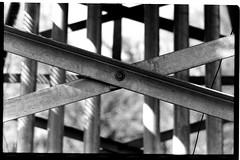 LeicaM6TriXPointOfRocks487 (Johnny Martyr) Tags: leica bw film lines 35mm 50mm md pattern kodak steel voigtlander trix maryland hc110 rangefinder m6 nokton