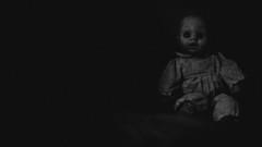 doll 170516 (edalgomezn78) Tags: chile santiago light blackandwhite white black blancoynegro monochrome vintage dark toy photography 50mm photo nikon doll flickr noir noiretblanc photos monotone nikkor cinematic lowkey bnw monocromatico d7000