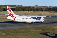 VH-FVN VA ATR726 35 YSCB WAVE-3457 (A u s s i e P o m m) Tags: au australia virgin va canberra cbr australiancapitalterritory yscb virginaustralia canberrainternationalairport