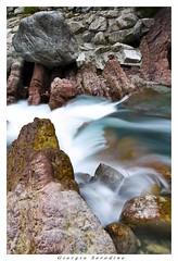 torrenti in carnia (Giorgio Serodine) Tags: canon italia colore pietre movimento roccia acqua calma friuli allaperto cascatella versosera