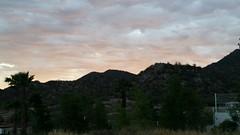Amanecer tras noche lluviosa (Brujo+) Tags: sky amanecer cielo palmas