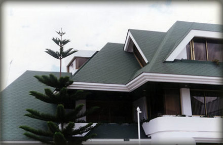 teja asfaltica para techos
