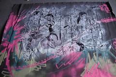 T SAEKY POR SIEMPRE (Assi-one) Tags: street art arte total tetas pochoir culos callejero sadomaso sadismo assione saeky pinturadura