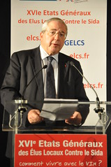 Jean-Paul Huchon  la tribune (Groupe socialiste IDF) Tags: hiv lutte ps romero politique sida hidalgo hollande socialiste prvention santpublique huchon