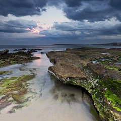 """Breaking Through"" - Cronulla at Dusk (Luke Peterson Photography) Tags:"