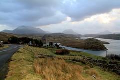 Sutherland Landscape (Ally.Kemp) Tags: winter west landscape scotland highlands scottish clash loch sutherland kinlochbervie notth