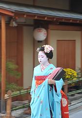 Kyoto (I Hart Travel) Tags: travel japan kyoto maiko geisha obi
