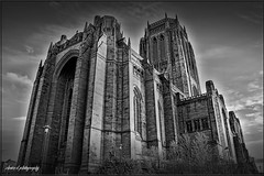 ANGLICAN CATHEDRAL (Shaun's Nature and Wildlife Images....) Tags: hdr shaund