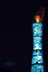 2006 Asian Games torch/ in Blue mood., (    , ) Tags: canon 2006 doha qatar qtr   ameera  amoora         600 600