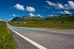 (1611) scenery / Norwegen / Lofoten (unicorn 81) Tags: road weather norway landscape norge scenery natur norwegen landschaft lofoten wetter
