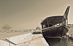 ..)|' (    , ) Tags: old sea brown beach canon dark gulf d w f 600 q doha qatar bout d600 qtr    600d  ameera          amoora           600