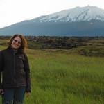 Late night walk in Búðir thumbnail
