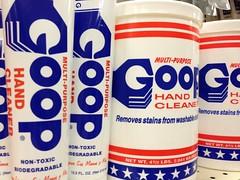 Goop Hand Cleaner (frankrolf) Tags: goop allamerican handcleaner u0047 countershape