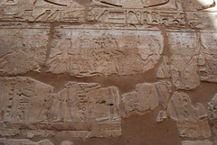 relief on the wall (konde) Tags: egypt relief luxor ancientegypt sistrum