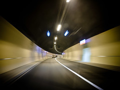 343 - tunneling (hoy:mp) Tags: colour movement tunnel indoors slowshutter 365 odds hindhead panasonicdmcfs7 panasonicdmcgf1 lumixg20mmf17asph