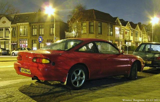 auto 6 haarlem netherlands car japan japanese automobile nederland voiture 1995 mazda mx paysbas japon mx6 japonaise