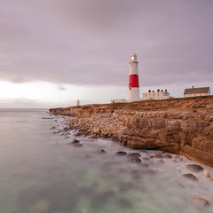 Just Portland. (Jeremy Sargent) Tags: longexposure lighthouse sunrise canon portland eos dawn lighthouses dorset 5d dorsetcoast leefilters 5dmkii eos5dmkii