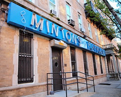 Minton's Playhouse Jazz Club, Harlem, New York City (jag9889) Tags: city nyc ny newyork building modern club harlem manhattan lounge jazz uptown henry bebop jam playhouse sessions 2011 nationalregisterofhistoricplaces hotelcecil nrhp mintons 118street y2011 jag9889