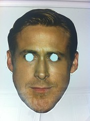 Gosling Mask (finn) Tags: