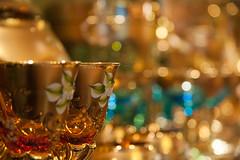 Glass factory, Murano Island (xeno_sapien) Tags: venice italy glass canon decoration cups murano