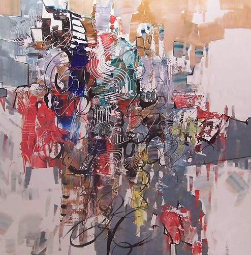 U-Turn   - Painting