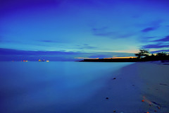 #850C8208- Blue cool waves (Zoemies...) Tags: blue beach cool waves balikpapan melawai zoemies