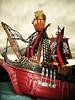 PIRATE DANBO (weasteman) Tags: water jack toy amazon ship wind flag sails rope grandson pirate mast dashboard roger skullandcrossbones whittaker danbo amazoncojp rogerwhittaker thelastfarewell weasteman revoltechdanbo projectdanbo davidjquinnphotography decemberdiary2011project piratedanbo