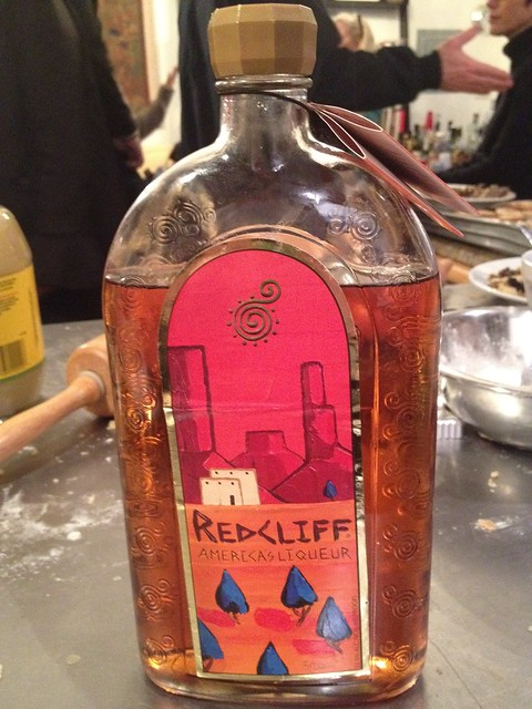 Red Cliff Liqueur