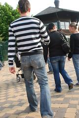 DSC_0519 (PiotrLevis) Tags: diesel ripped jeans denim levis rippedjeans bulge 501s guysinjeans trashedjeans levis501 meninjeans denimbutt guysindenim guysbulge denimbulge