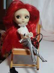 Kira After Work (DollGuardian) Tags: doll pullip grell