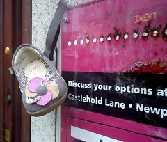 D (363) (Duncan Knifton) Tags: newport isleofwight lostshoe iow project365 2011yip