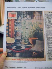 Los Angeles Times Home magazine Oct 21, 1951