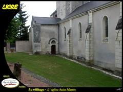 20100715-Ligré_028 (michel.cansse) Tags: france centre richelieu indreetloire paysdeloire glise ligré