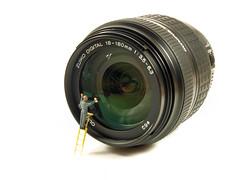 Project 366 - 1/3/2012 - 3/366 (cathy.scola) Tags: black lens whitebackground ho littlepeople figurine cleaner 187 onwhite zuiko tinypeople hoscale hofigures project365 humanrepresentation msh0112 msh01121 pjol12